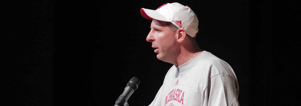 Bo Pelini Coaches Delegates for Success