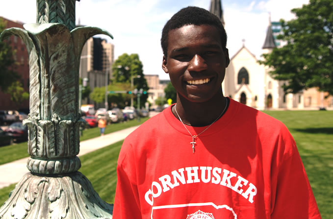 Walter Paul Elected Governor of Cornhusker Boys' State