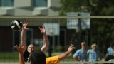 Softball and Volleyball Competition Heats Up