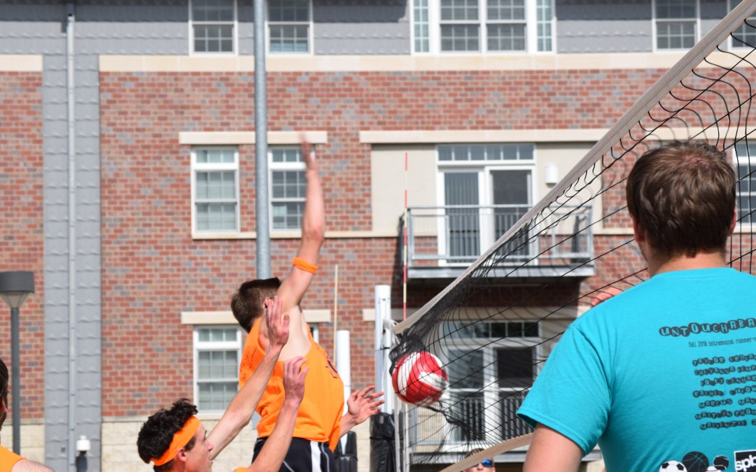 """Boys State """"Digs"""" Sand Volleyball"""