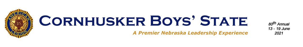 Official Website of Cornhusker Boys' State